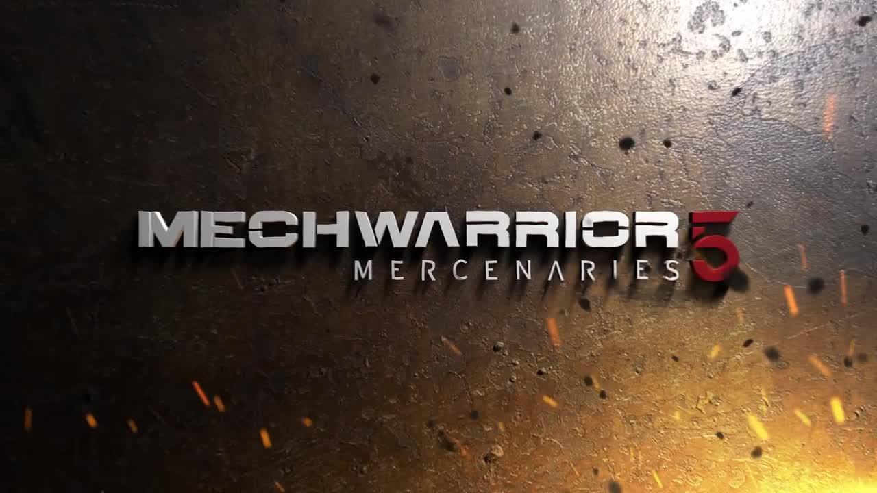 ترینر بازی MechWarrior 5 Mercenaries