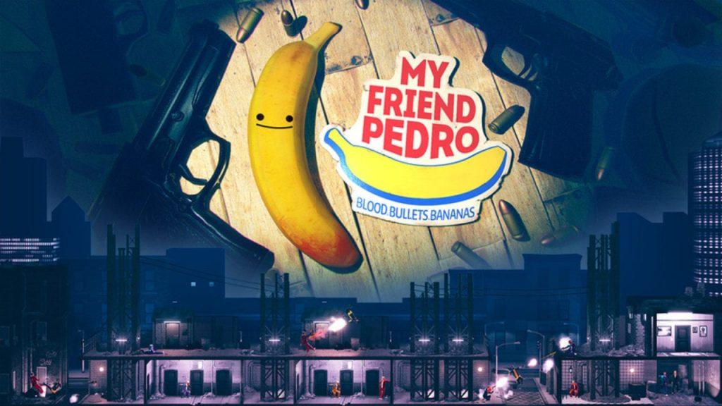 ترینر بازی My Friend Pedro