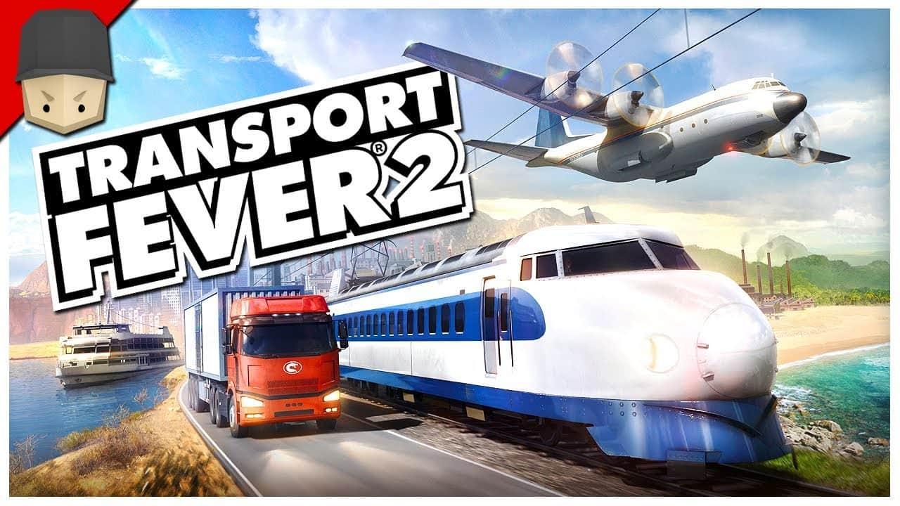 ترینر بازی Transport Fever 2