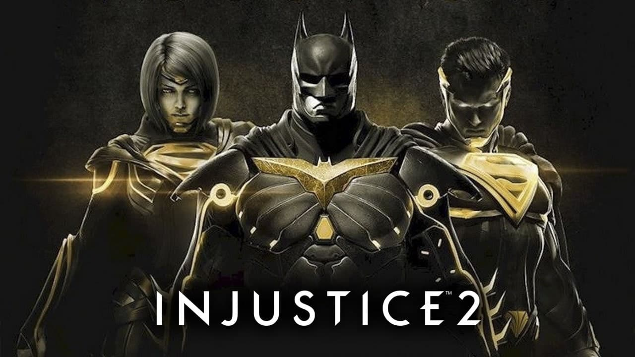 ترینر بازی Injustice 2