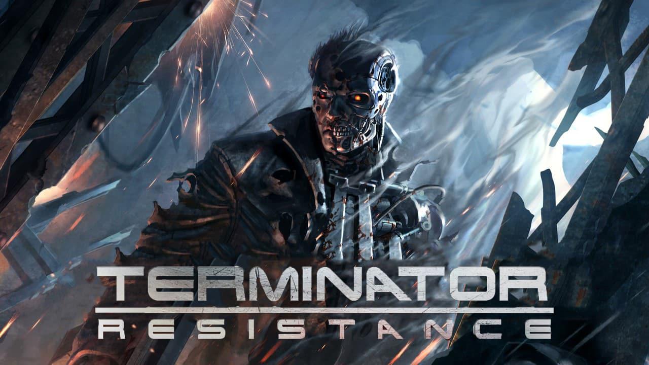 دانلود ترینر بازی Terminator Resistance