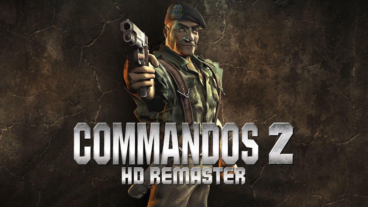 ترینر بازی Commandos 2 - HD Remaster