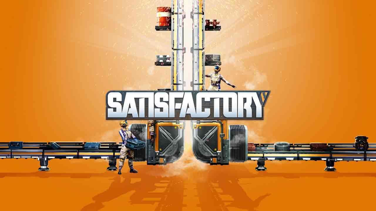 ترینر بازی Satisfactory