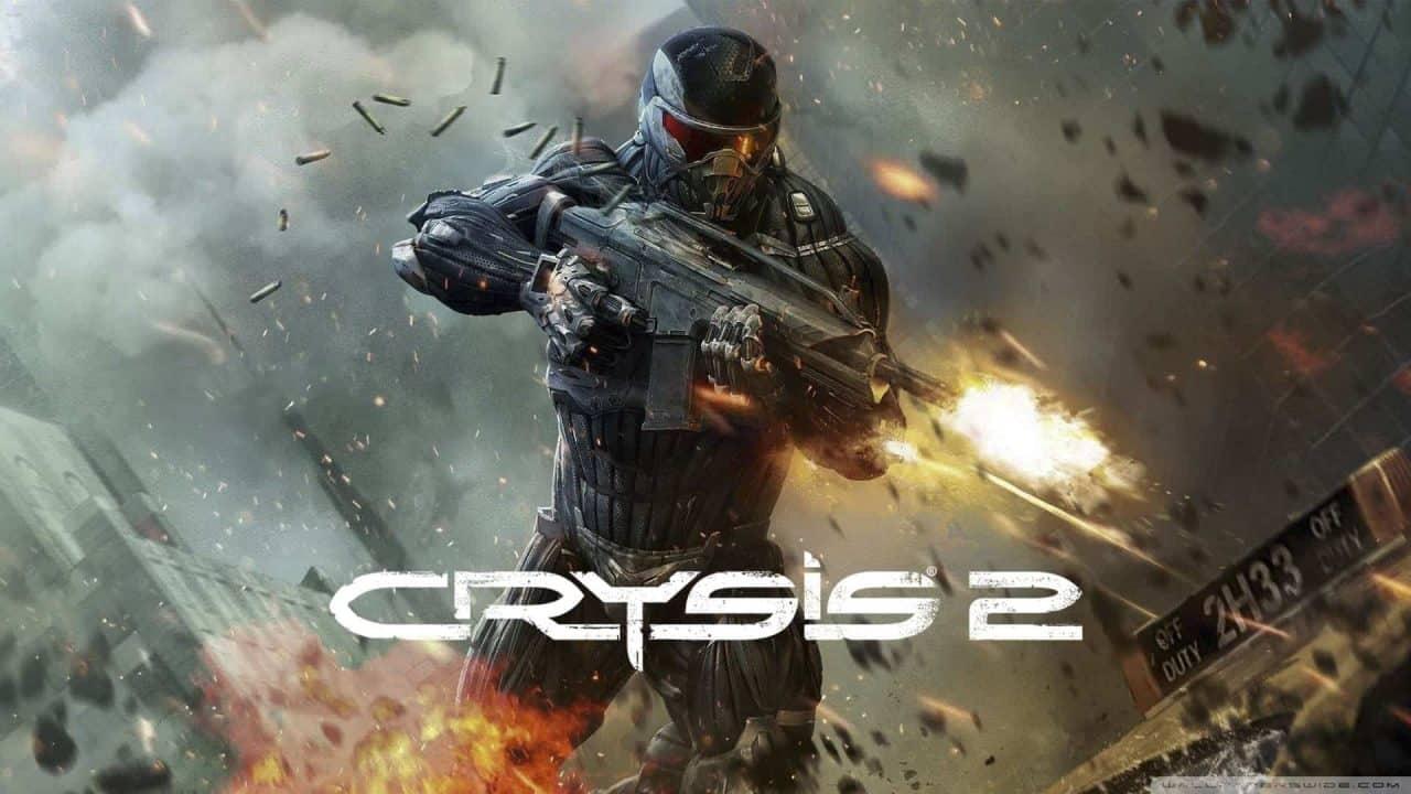 داستان بازی Crysis 2