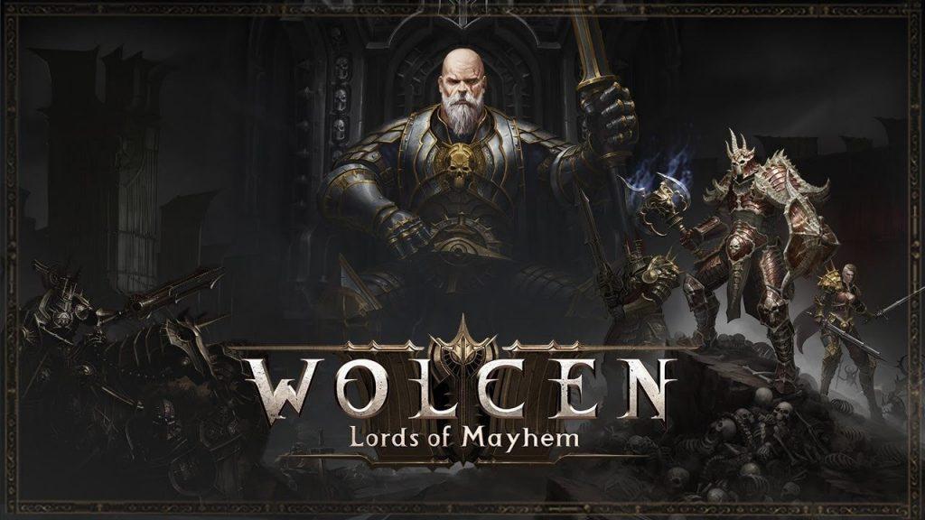 ترینر بازی Wolcen Lords of Mayhem