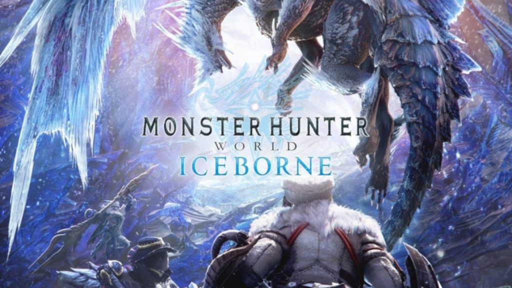 ترینر بازی Monster Hunter World lceborne