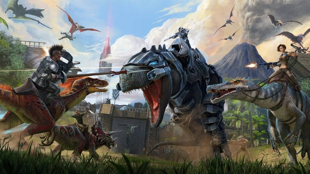 ترینر بازی ARK Survival Evolved