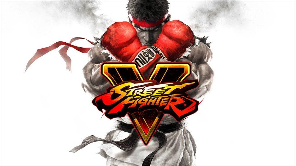 ترینر بازی Street Fighter V