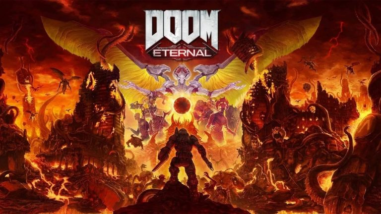 ترینر بازی DOOM Eternal