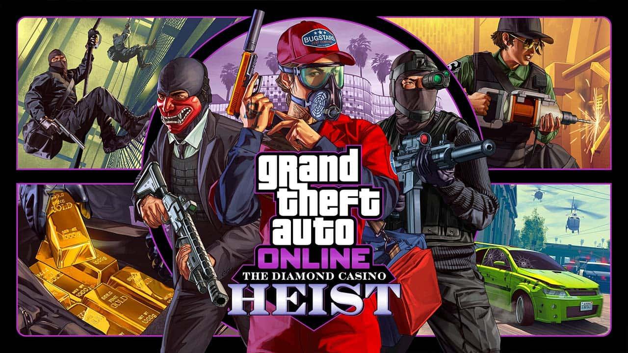 آپدیت 1.50 بازی GTA V