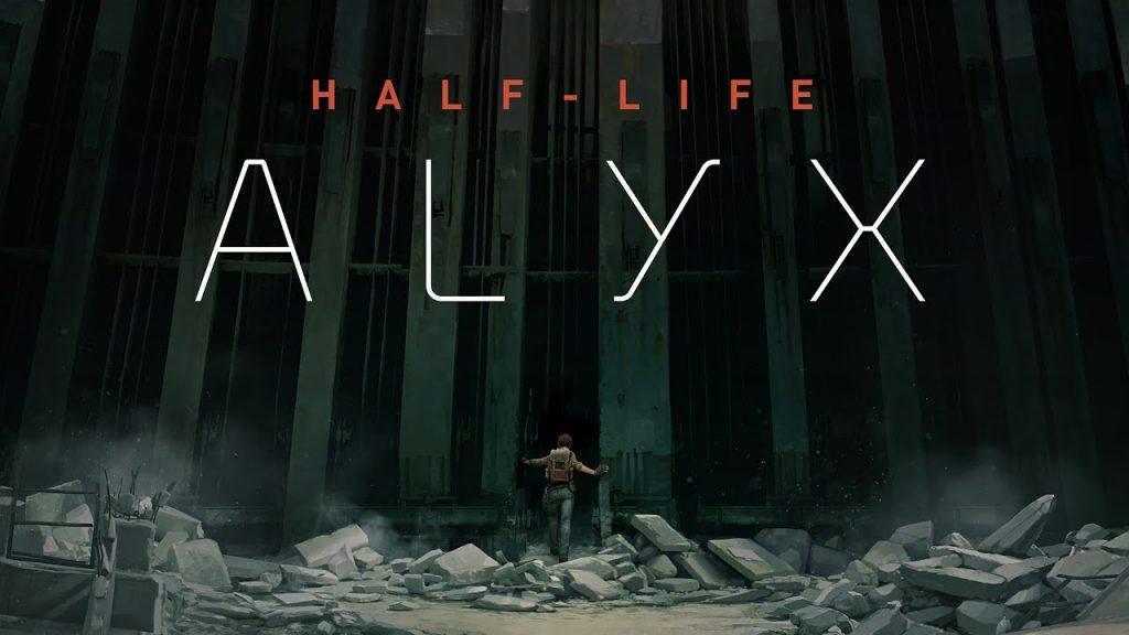 ترینر بازی Half-Life Alyx