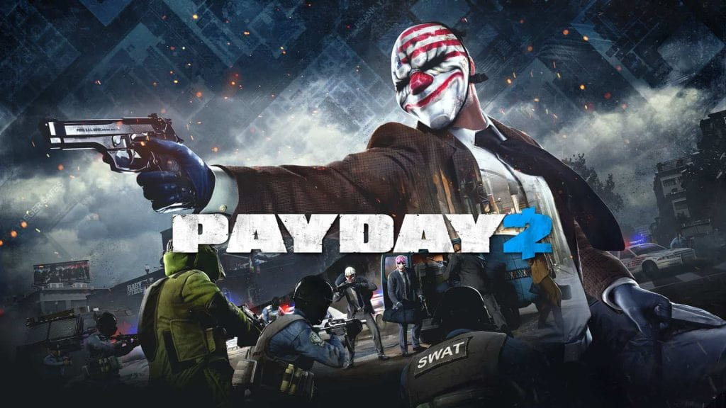 ترینر بازی Payday 2