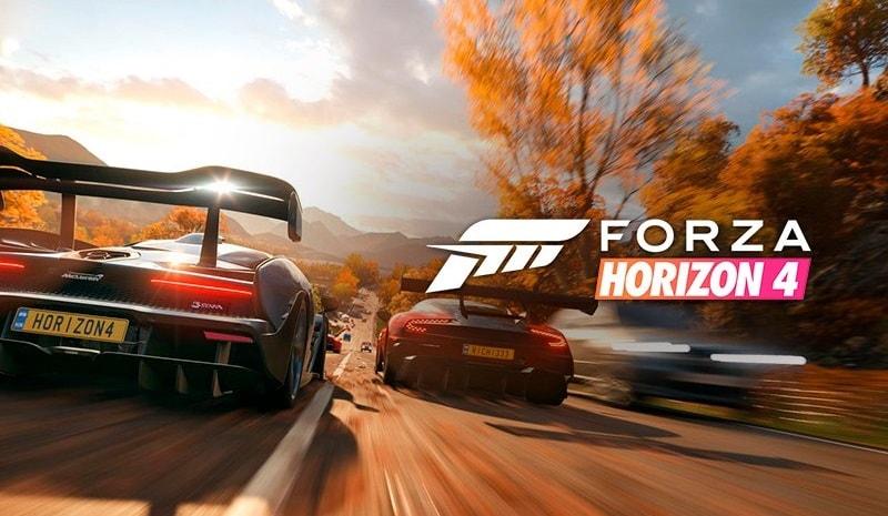 سیو بازی Forza Horizon 4