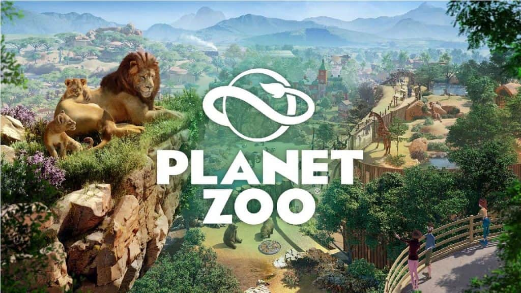 ترینر بازی Planet Zoo