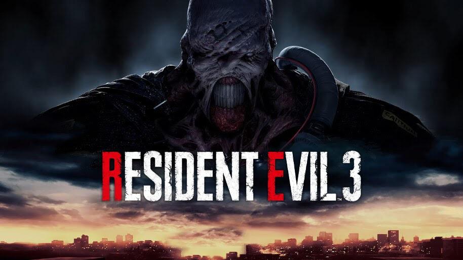 بکاپ بازی Resident Evil 3