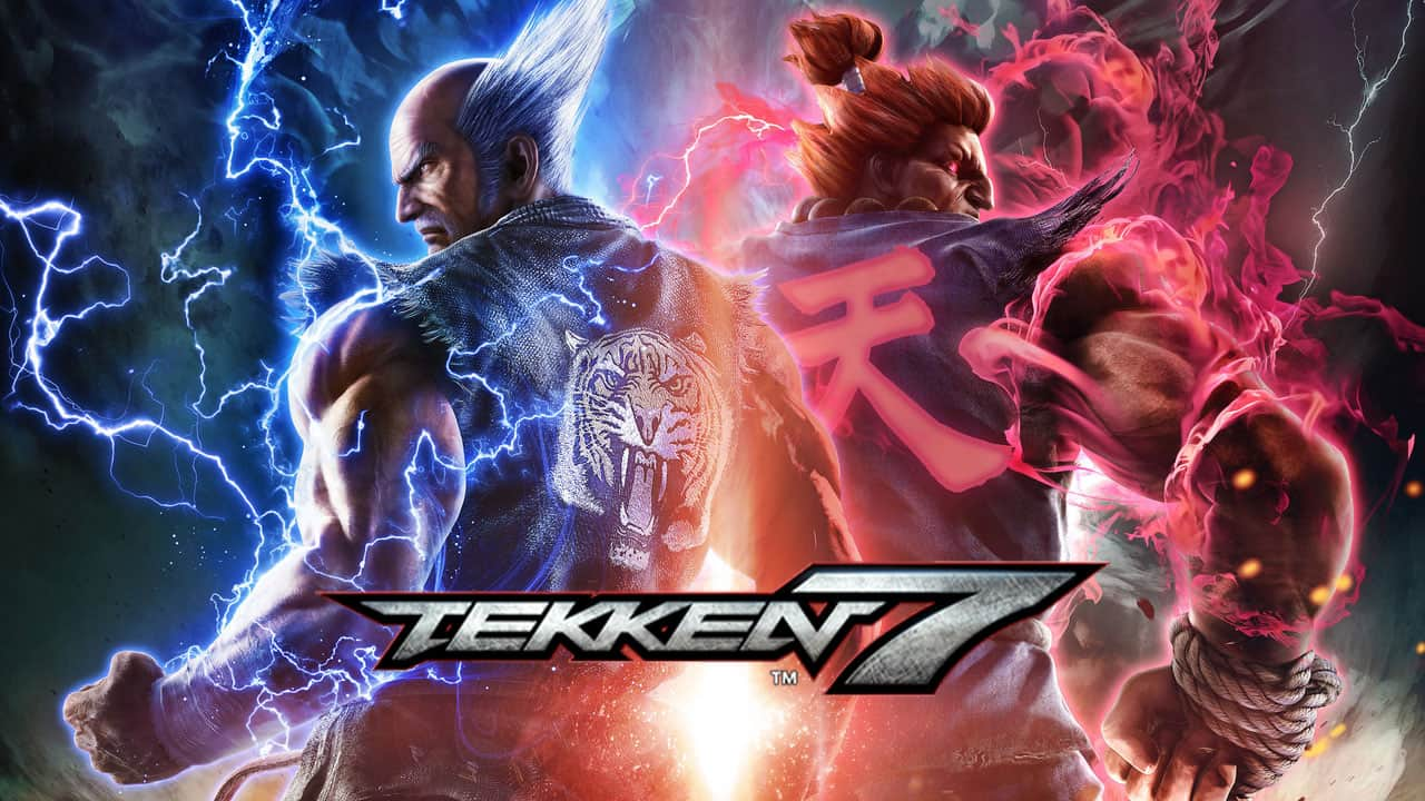 ترینر بازی Tekken 7