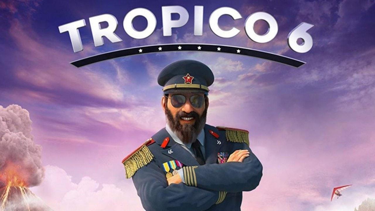 ترینر بازی Tropico 6