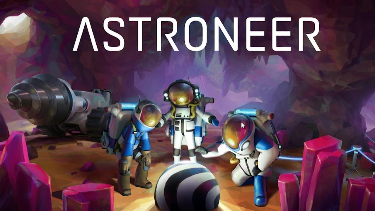 ترینر Astroneer