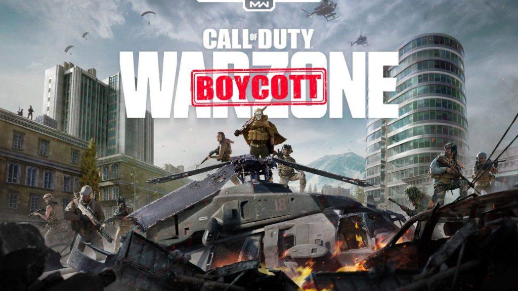 آموزش رفع تحریم بازی Call of Duty Warzone