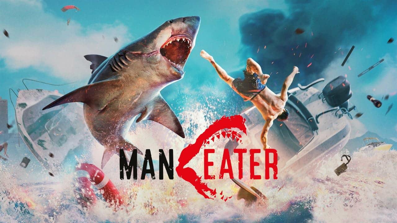 ترینر Maneater