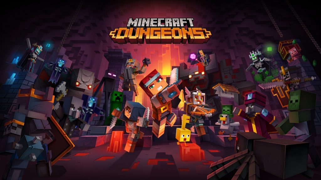 ترینر Minecraft Dungeons