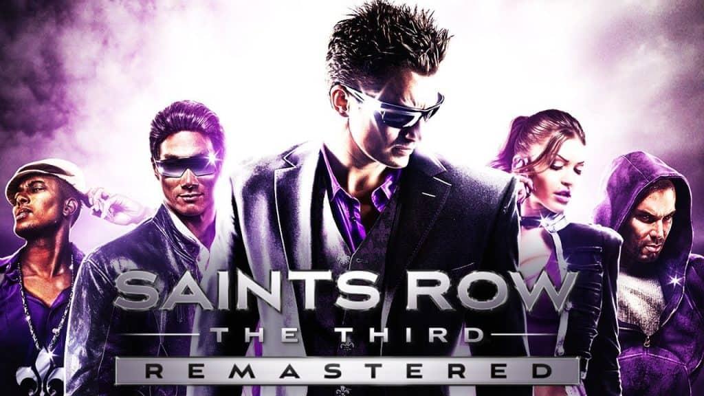ترینر Saints Row The Third Remastered