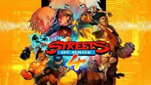 ترینر Streets of Rage 4
