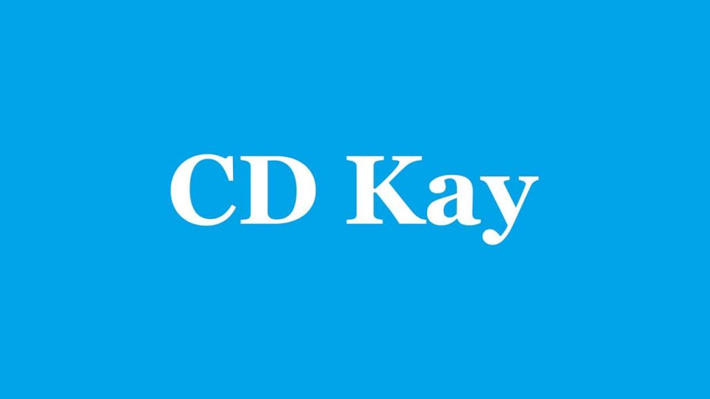 سی دی کی چیست