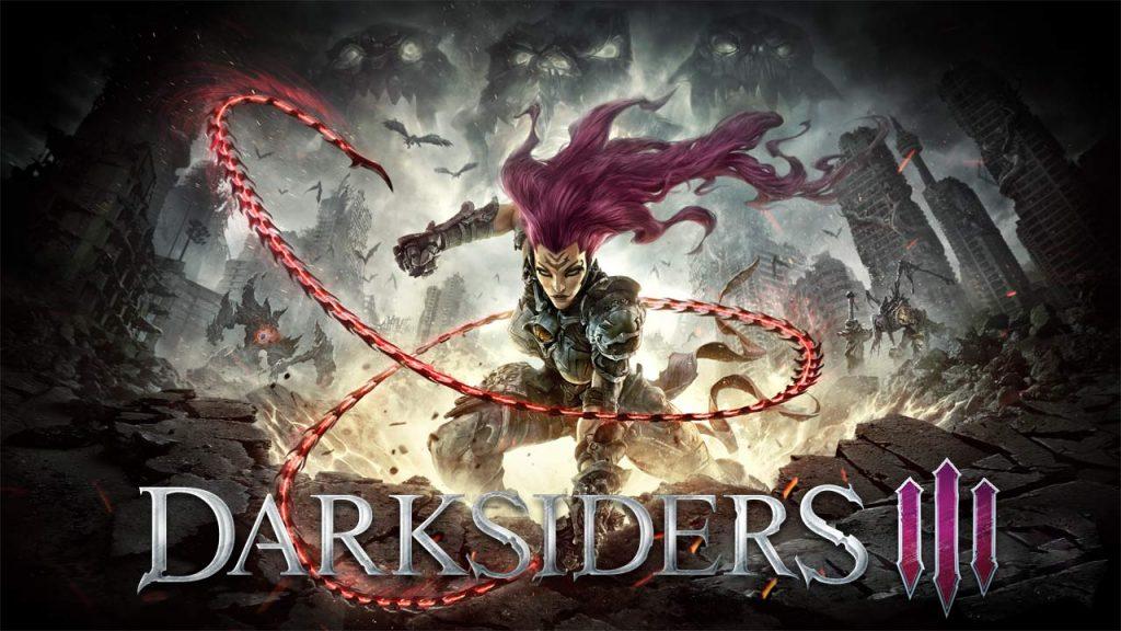 دانلود ترینر بازی Darksiders 3
