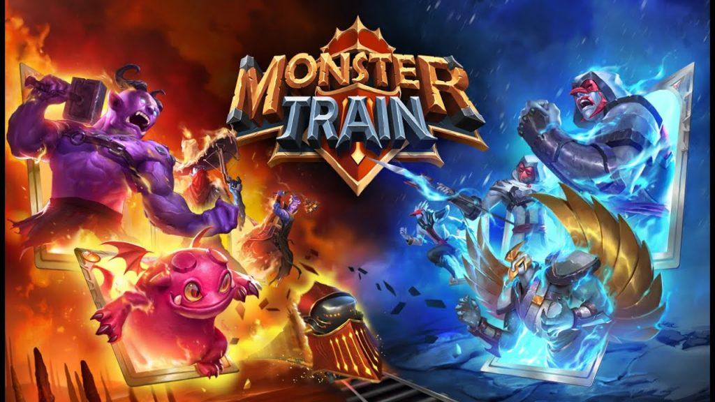 دانلود ترینر Monster Train