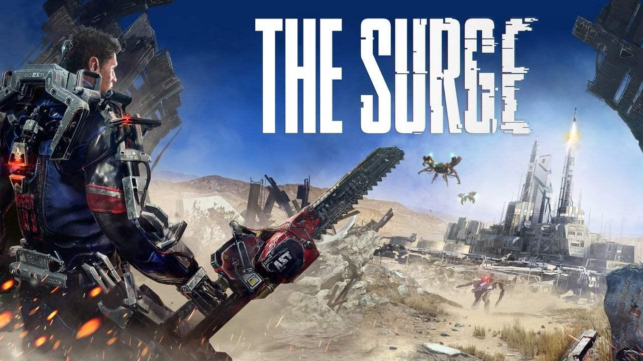 ترینر The Surge