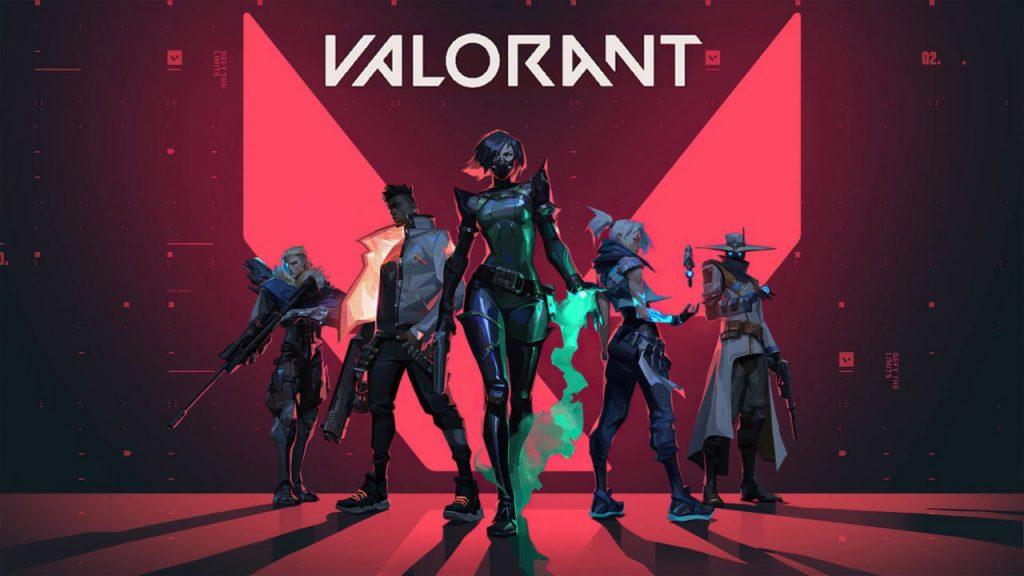 چیت بازی Valorant