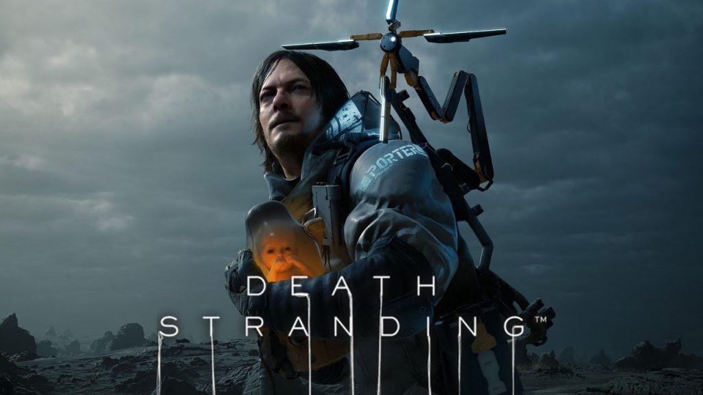 ترینر بازی Death Stranding