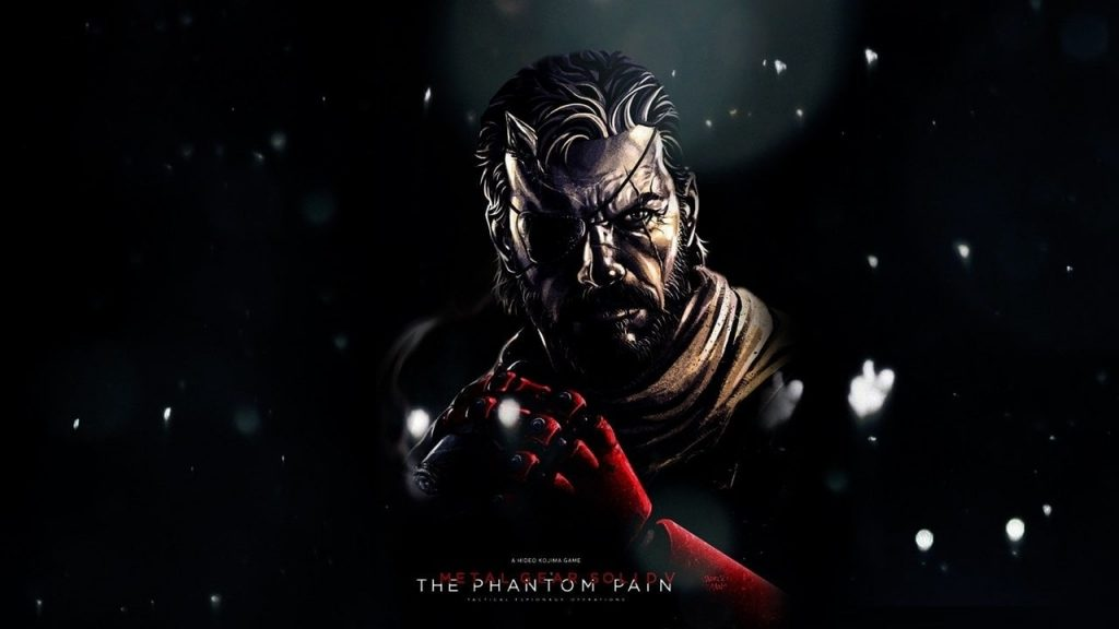 ترینر بازی Metal Gear Solid V The Phantom Pain