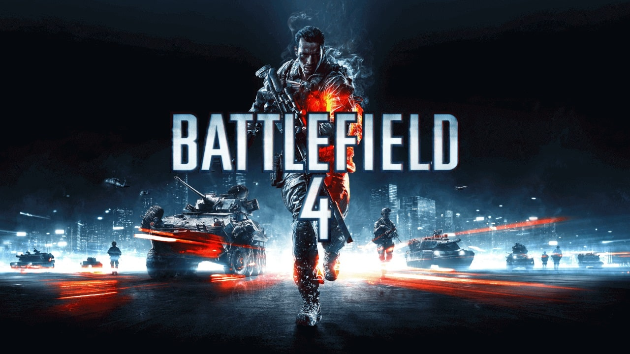 ترینر بازی Battlefield 4