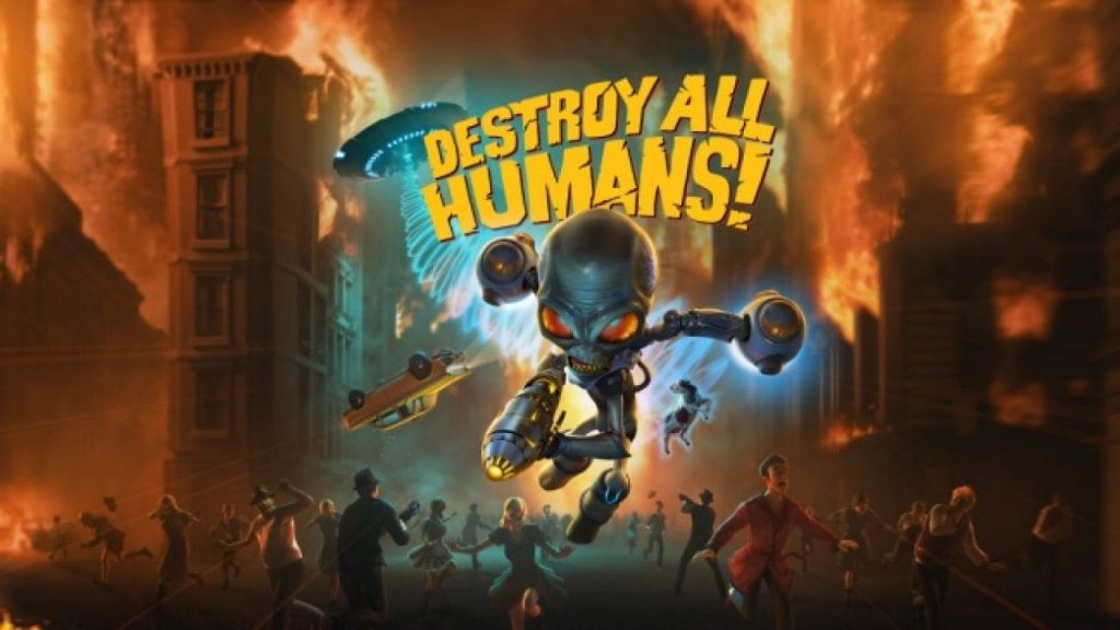 ترینر بازی Destroy All Humans