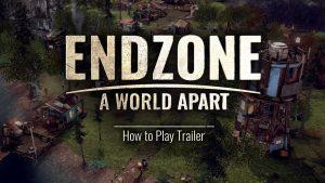 ترینر بازی Endzone A World Apart