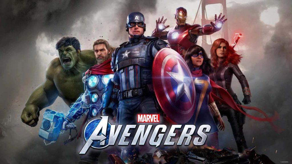 ترینر بازی Marvels Avengers