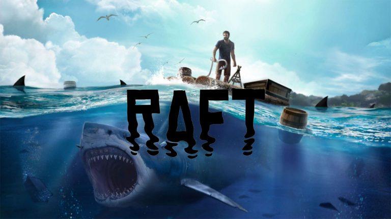 ترینر بازی Raft
