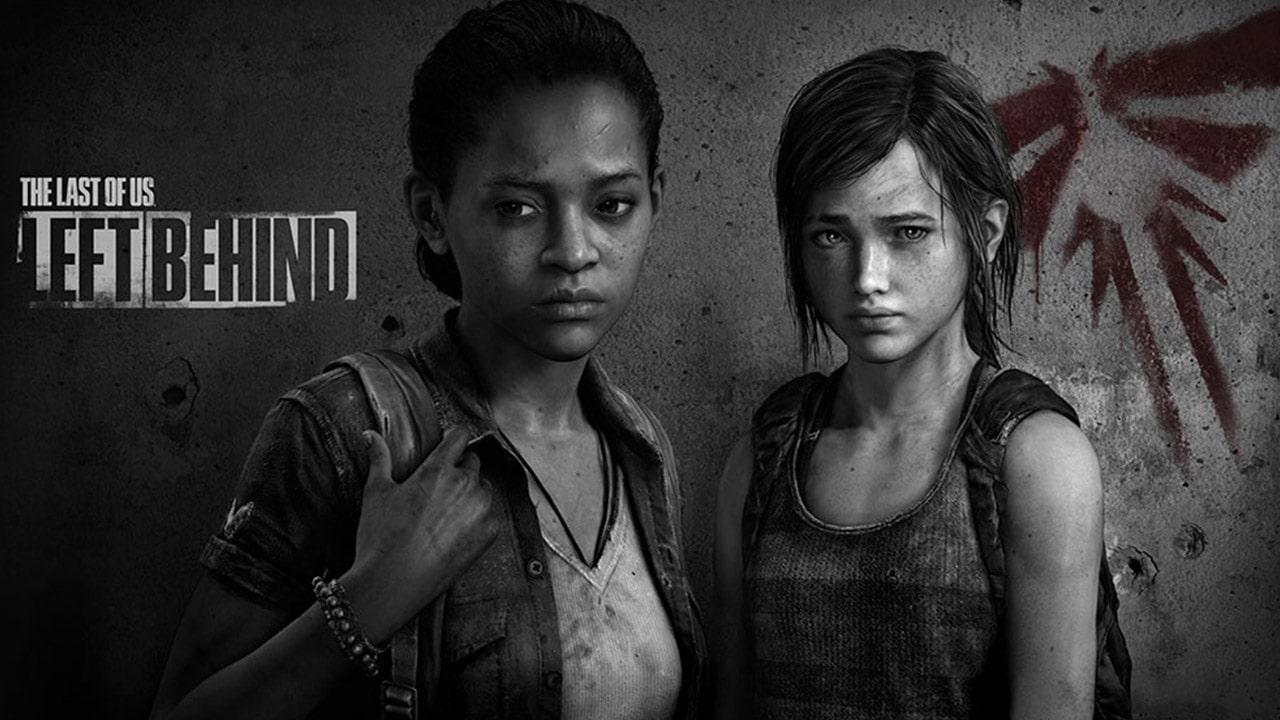 داستان بازی The Last of Us Left Behind