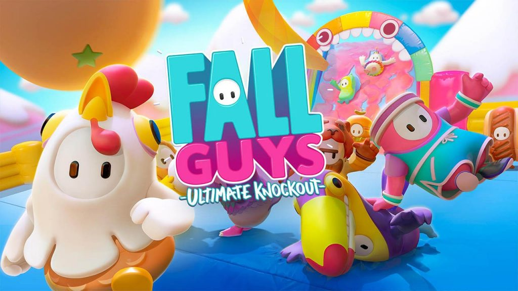 بکاپ بازی Fall Guys Ultimate Knockout