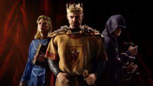 ترینر بازی Crusader Kings 3