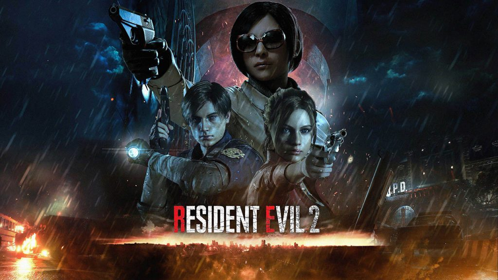 فارسی ساز Resident Evil 2 Remake برای PS4