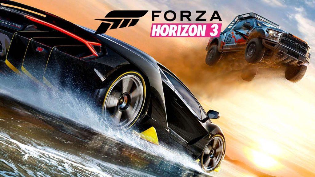 ترینر بازی Forza Horizon 3