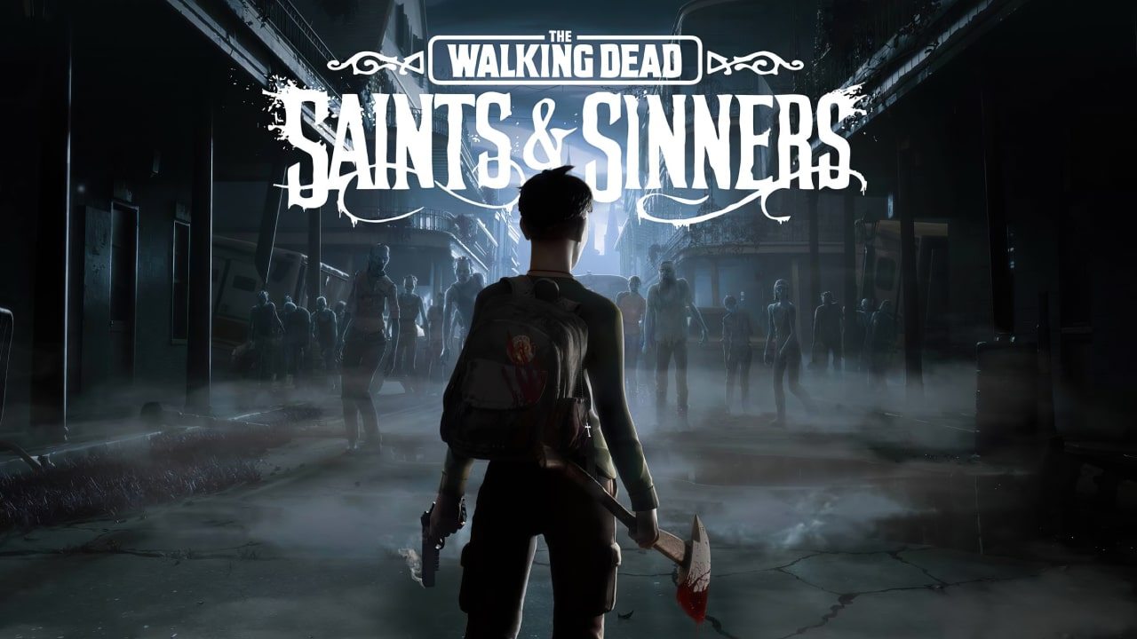 ترینر بازی The Walking Dead Saints & Sinners
