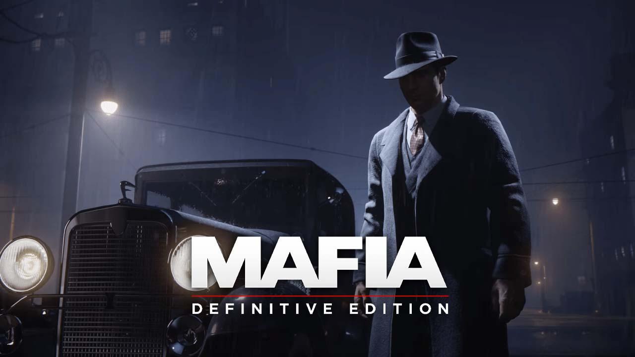 ترینر بازی Mafia Definitive Edition