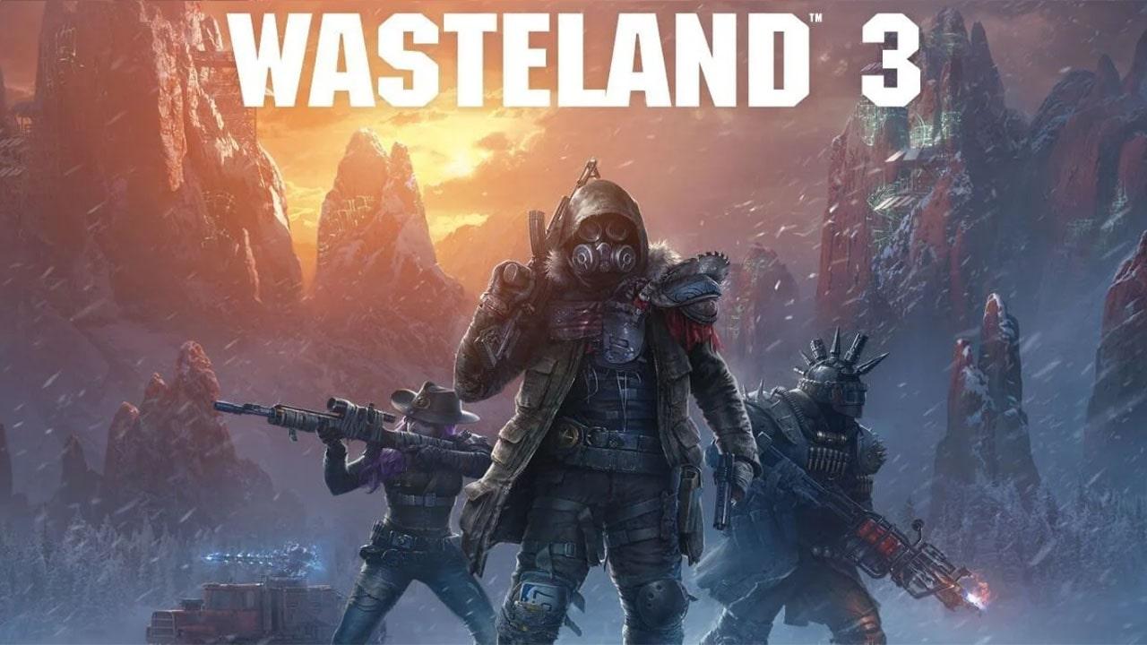 ترینر بازی Wasteland 3