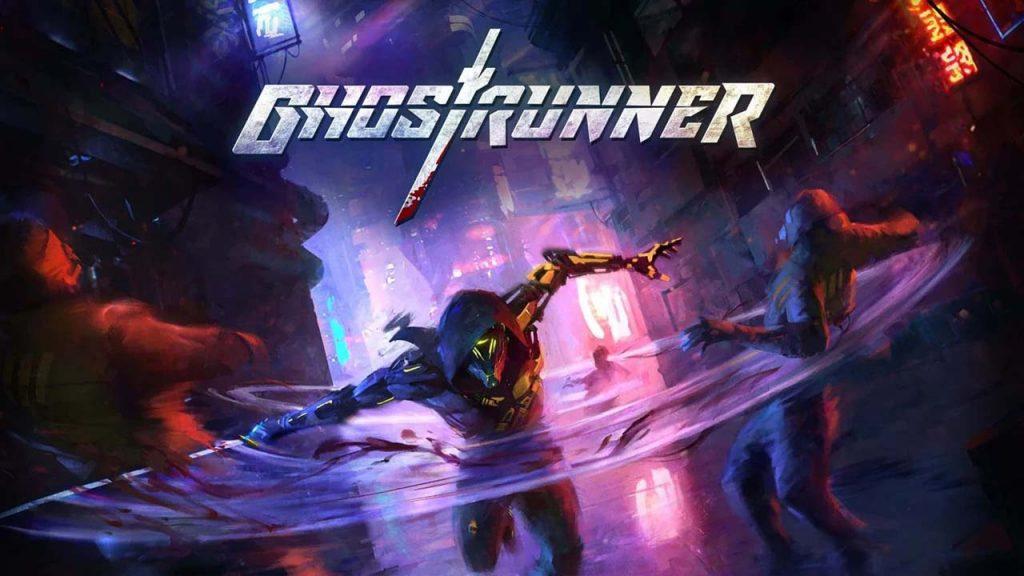 ترینر بازی Ghostrunner
