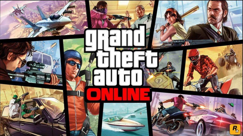 چیت بازی GTA Online
