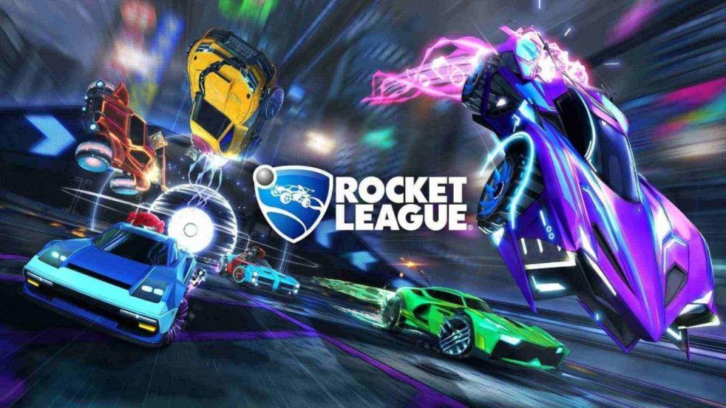 بازی Rocket League برای PC (نسخه اپیک گیمز)